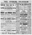 Evening Telegram (St. John's, N.L.), 1903-09-12