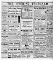 Evening Telegram (St. John's, N.L.), 1903-01-23