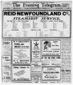 Evening Telegram (St. John's, N.L.), 1912-11-18