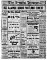 Evening Telegram (St. John's, N.L.), 1911-09-01