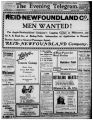 Evening Telegram (St. John's, N.L.), 1913-01-13