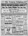 Evening Telegram (St. John's, N.L.), 1913-01-24
