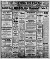Evening Telegram (St. John's, N.L.), 1921-02-02